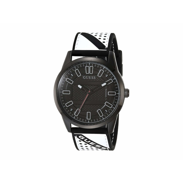ゲス メンズ 腕時計 アクセサリー W1300G2 Black