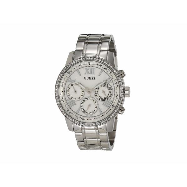ゲス レディース 腕時計 アクセサリー W0559l1 Silver