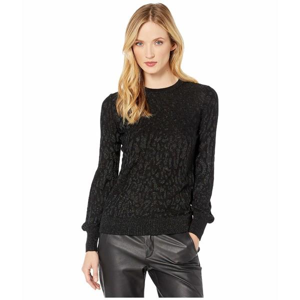 ラルフローレン レディース ニット&セーター アウター Long Sleeve Sweater Polo Black