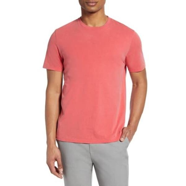 フレーム メンズ Tシャツ トップス Perfect Classic T-Shirt SPRING RED