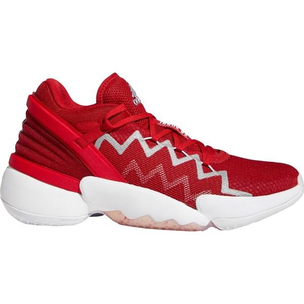 【時間指定不可】 アディダス バスケットボール メンズ バスケットボール スポーツ adidas adidas アディダス D.O.N. Issue #2 Basketball Shoes Red/White, 愛東町:e740c5ed --- kventurepartners.sakura.ne.jp