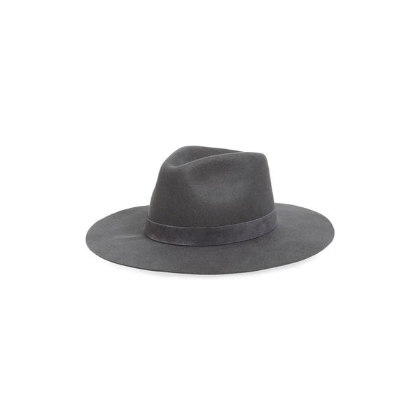 ノアケ レディース ヘアアクセサリー アクセサリー River High Crown Wool Hat Blue