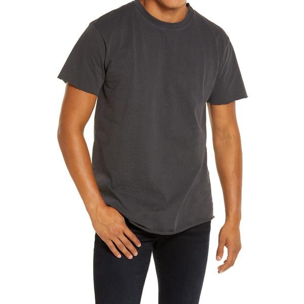 ジョン・エリオット メンズ シャツ トップス Anti Expo Oversize T-Shirt Carbon