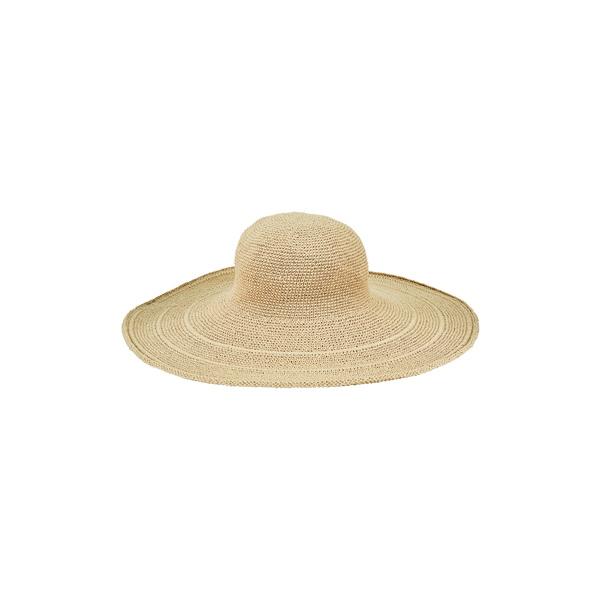 サンディエゴハット レディース ヘアアクセサリー アクセサリー Wide Brim Packable Hat Tan