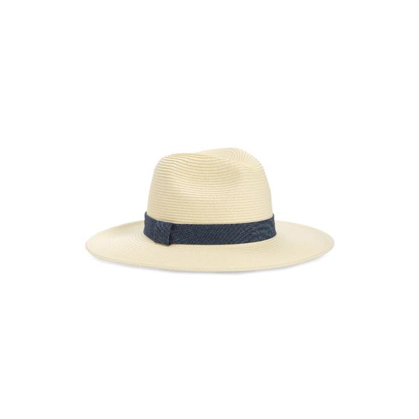 サンディエゴハット レディース ヘアアクセサリー アクセサリー Ultrabraid Panama Hat Ivory