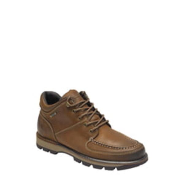 ロックポート メンズ ブーツ&レインブーツ シューズ Umbwe II Waterproof Boot Boston Tan Leather