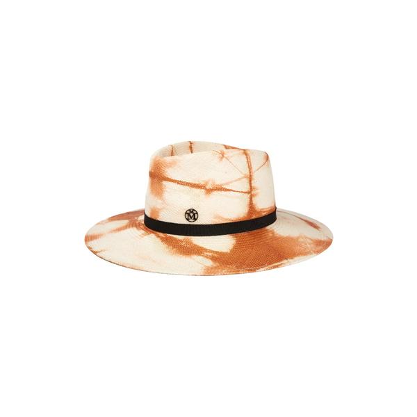 メゾンミッシェル レディース ヘアアクセサリー アクセサリー Charles Tie Dye Straw Hat Multi