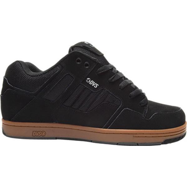 ディー・ブイ・エス メンズ スニーカー シューズ Enduro 125 Sneaker Black/Black Leather