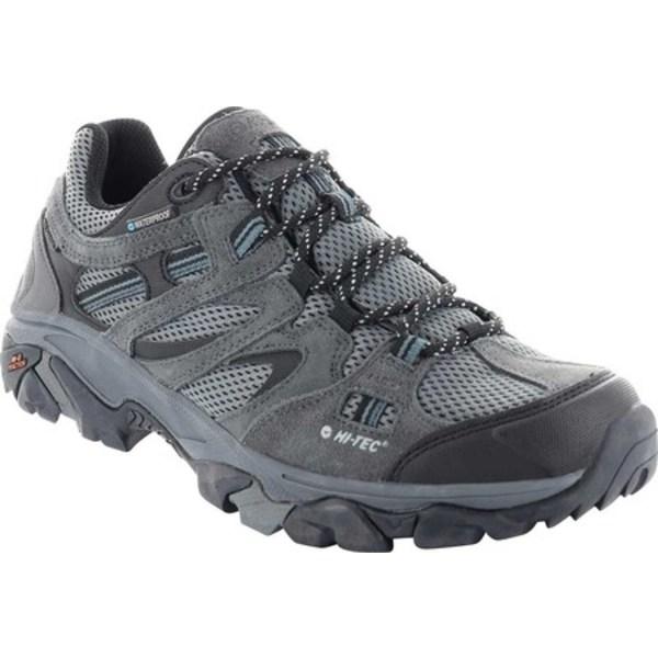 ハイテック メンズ スニーカー シューズ Ravus Vent Low Waterproof Sneaker Charcoal/Cool Grey/Dark Slate