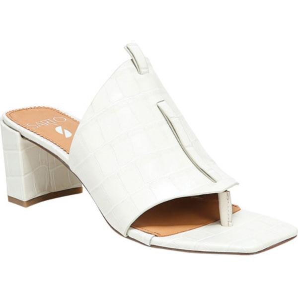 サルトバイフランコサルト レディース サンダル シューズ Nina Thong Sandal Putty Summer Croco Leather