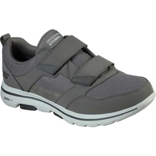 スケッチャーズ メンズ スニーカー シューズ GOwalk 5 Wistful Sneaker Khaki