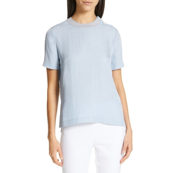 最新デザインの ラグアンドボーン レディース シャツ トップス Aiden T-Shirt FOG, ストリートダンスショップYSBEE 8d0d8817