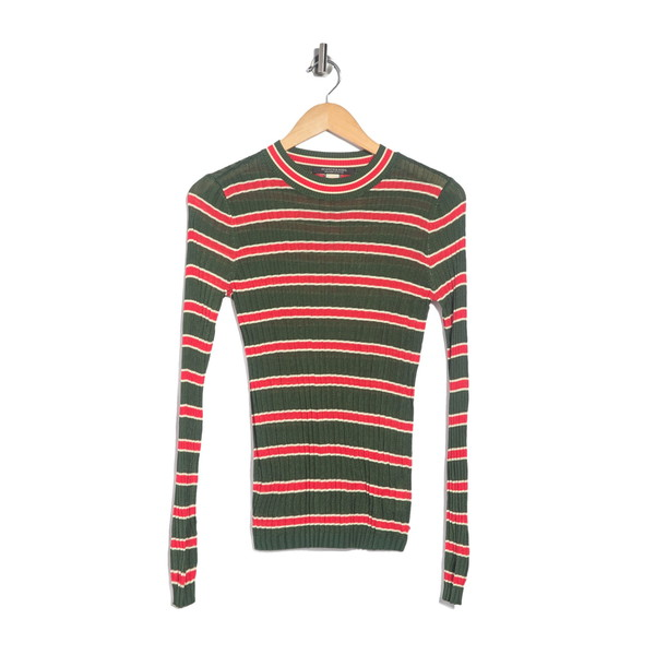 Rib スコッチアンドソーダ Knit Striped レディース P アウター ニット&セーター 95-COMBO