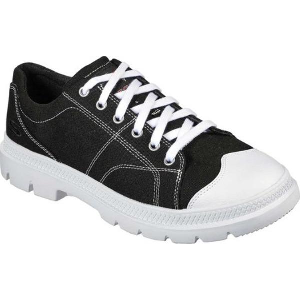 スケッチャーズ メンズ スニーカー シューズ Relaxed Fit Roadout Alero Sneaker Black