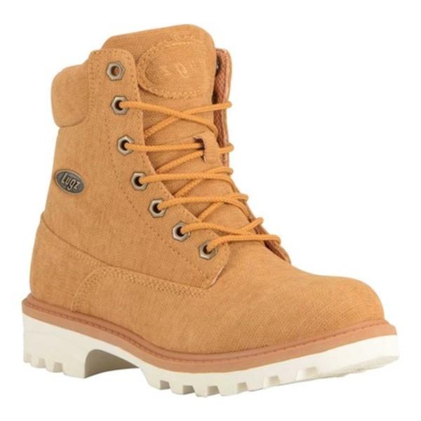 ラグズ レディース ブーツ&レインブーツ シューズ Empire HI WVT Boot Harvest Wheat/Off White Textile