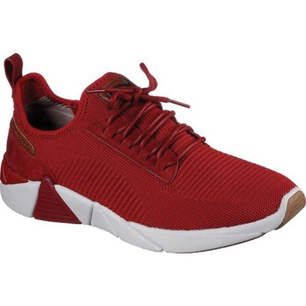 マークネーソン メンズ スニーカー シューズ A-Line Lowder Sneaker Red