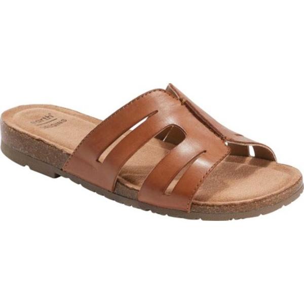アースオリジン レディース サンダル シューズ Lyndon Leah Slide Sandal Alpaca Eco Calf Leather