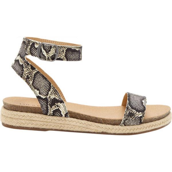 ラッキーブランド レディース スニーカー シューズ Garston Ankle Strap Sandal Natural Alamera