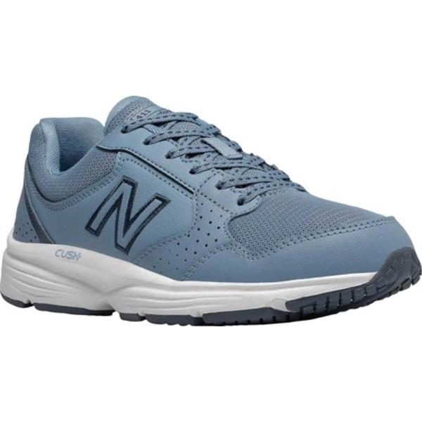 ニューバランス レディース スニーカー シューズ 411v1 Walking Sneaker Lynx Blue/Vintage Indigo