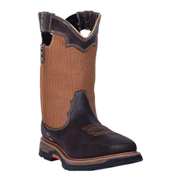 ダンポスト メンズ ブーツ&レインブーツ シューズ Scoop Composite Toe Waterproof Boot DP59422 Rust Waterproof Full Grain Leather