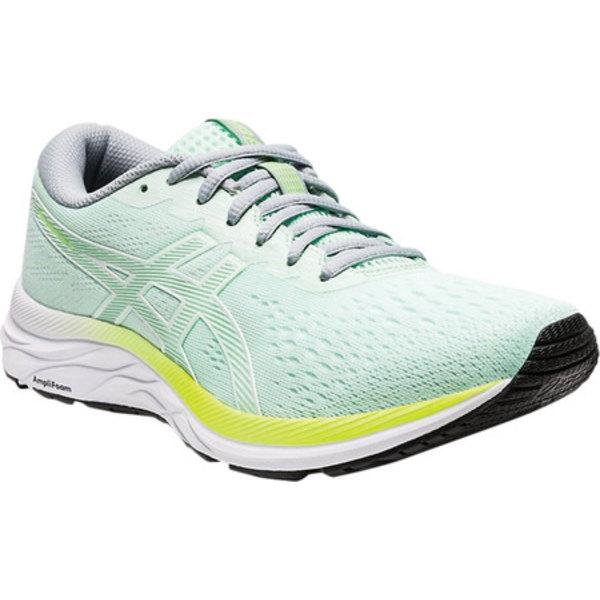 アシックス レディース スニーカー シューズ GEL-Excite 7 Running Sneaker Mint Tint/White