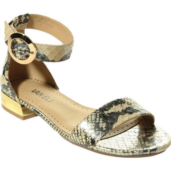 ベネリ レディース サンダル シューズ Eartha Ankle Strap Sandal Opal Multi/Metallic Whip Leather