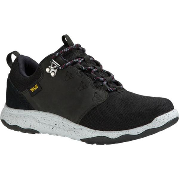 テバ レディース スニーカー シューズ Arrowood Waterproof Hiking Shoe Black