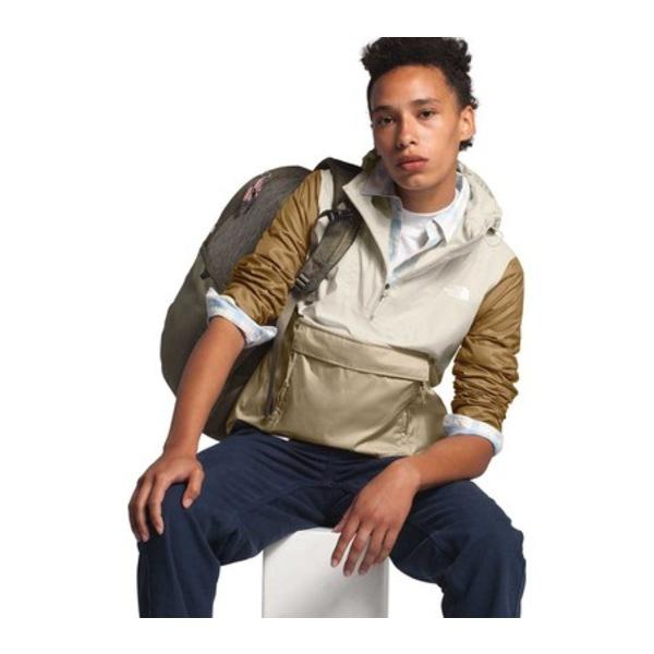 ノースフェイス レディース ジャケット&ブルゾン アウター Fanorak Pullover Anorak Jacket Twill Beige/Vintage White/British Khaki