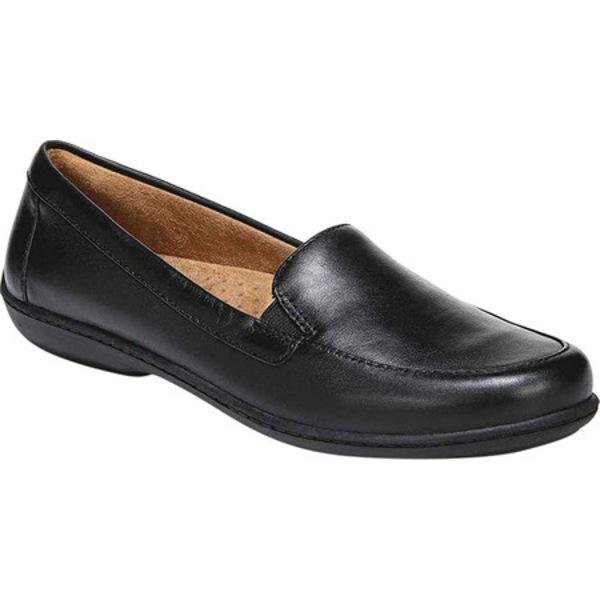 ソウルニュトライザー レディース サンダル シューズ Kacy Loafer Black Leather