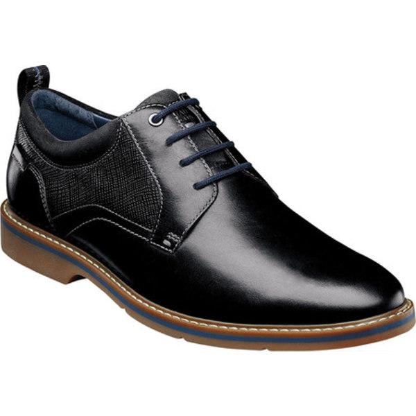 ノンブッシュ メンズ ドレスシューズ シューズ Pasadena II Plain Toe Oxford Black Multi Smooth Leather