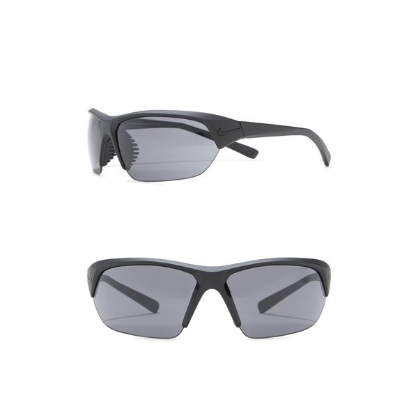 ナイキ 人気の定番 メンズ アクセサリー サングラス アイウェア MTT BLACK Sunglasses GREY 定番 Skylon 全商品無料サイズ交換 Ace 69mm