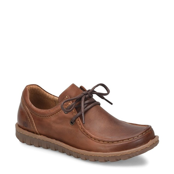 ボーン メンズ ドレスシューズ シューズ Men's Gunnison Leather Oxford Tan
