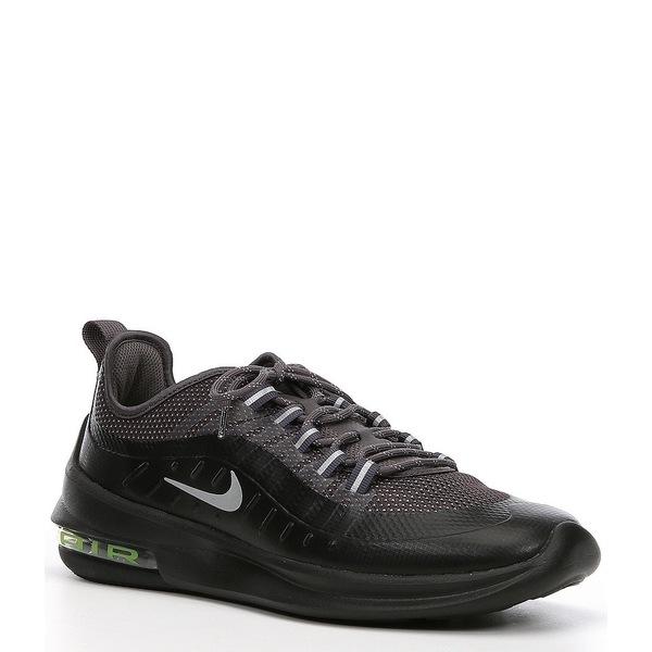 ナイキ メンズ スニーカー シューズ Men's Air Max Axis Premium Lifestyle Shoe Thunder Grey/Black/Metallic Silver