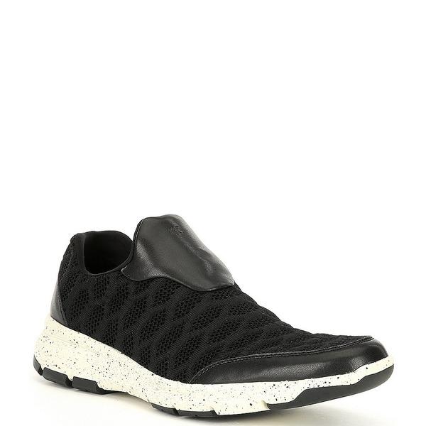 ケネスコール メンズ スニーカー シューズ Men's Gerrit Slip On Jogger Sneakers Black