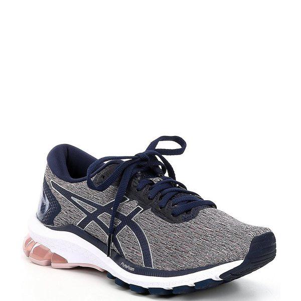 アシックス レディース スニーカー シューズ Women's GT-1000 9 Running Shoes Watershed Rose/Peacoat