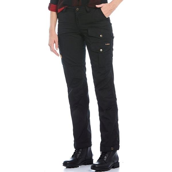 フェールラーベン レディース カジュアルパンツ ボトムス Vidda Pro Trousers Black