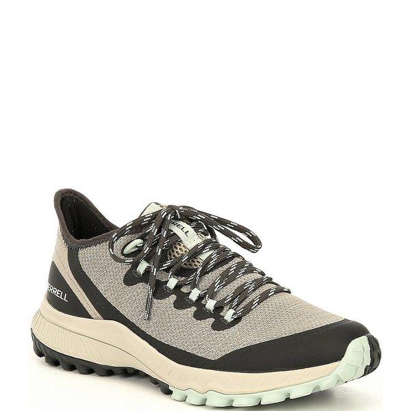 メレル レディース スニーカー シューズ Bravada Mesh Hiking Sneakers Aluminum