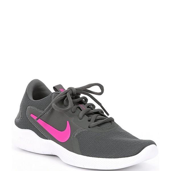 ナイキ レディース スニーカー シューズ Women's Flex Experience Running Shoes Iron Grey/Smoke Grey/Fire Pink