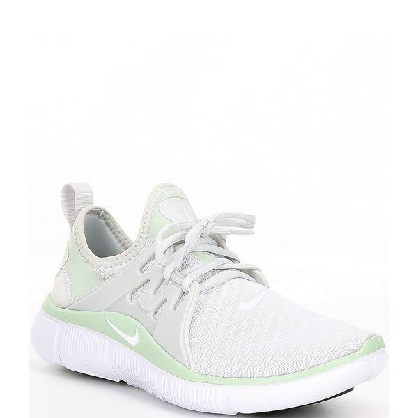 ナイキ レディース スニーカー シューズ Women's Acalme Lifestyle Shoes Photon Dust/Pistachio Frost/Black/White