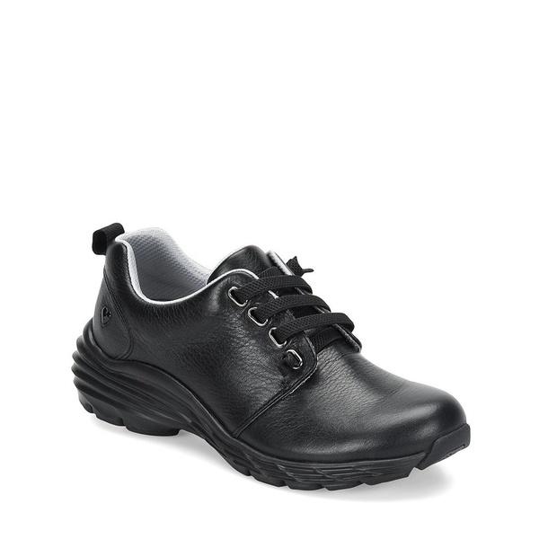 ナースメイト レディース スニーカー シューズ Velocity Leather Sneakers Black