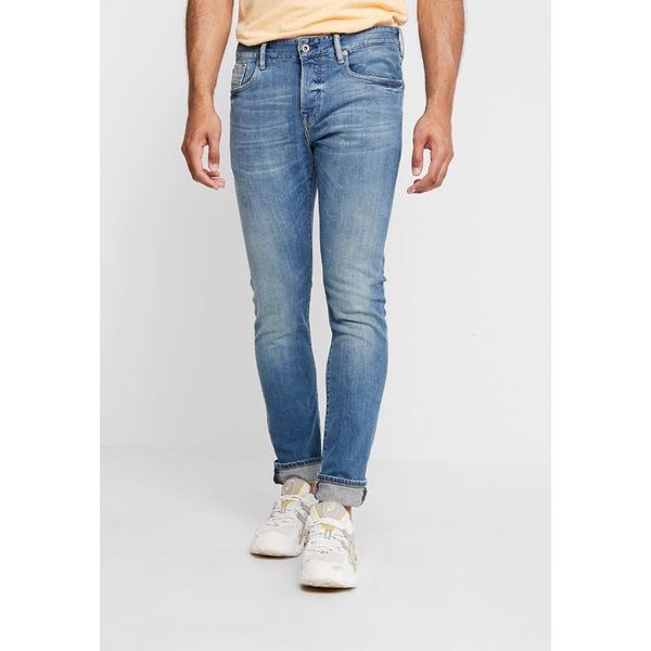 スコッチアンドソーダ メンズ ボトムス デニムパンツ grass roots 本物 Slim 商い fit jeans 全商品無料サイズ交換 - ieke01d3
