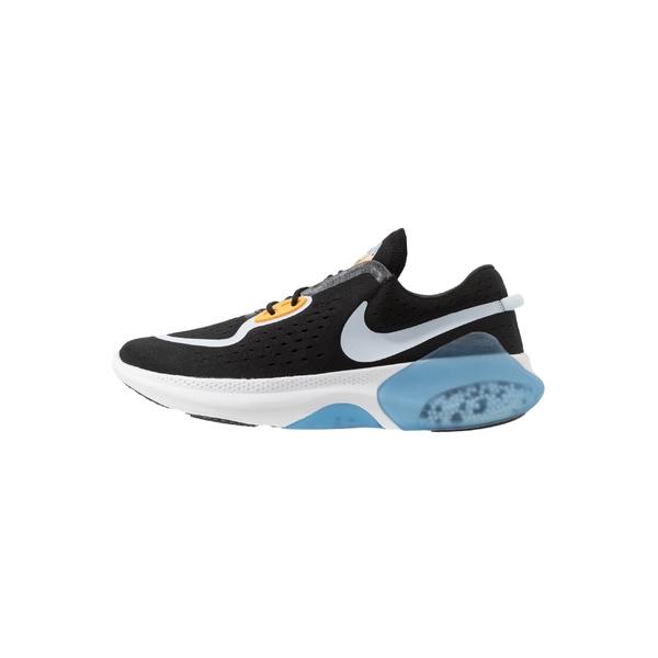 ナイキ メンズ ランニング スポーツ JOYRIDE  - Neutral running shoes - black/football grey/white/laser orange/university blue/dark smoke grey ieke01d8