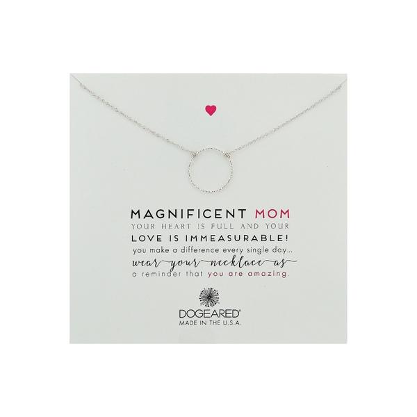 ドジャード レディース ネックレス・チョーカー・ペンダントトップ アクセサリー Magnificent Mom, Little Sparkle Karma Necklace Sterling Silver