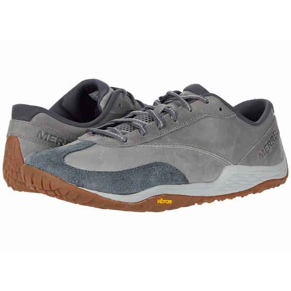 メレル メンズ スニーカー シューズ Trail Glove 5 Leather Rock