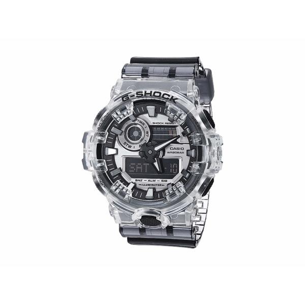 ジーショック メンズ 腕時計 アクセサリー GA700SK-1A Black
