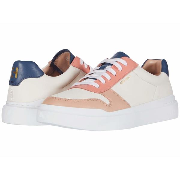 コールハーン レディース スニーカー シューズ Grandpro Rally Court Sneaker Sheer Pink/Vintage Indigo/Burnt Coral/Mahogany Rose/Optic White