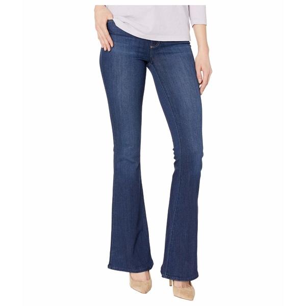 ペイジ レディース デニムパンツ ボトムス High-Rise Bell Canyon Jeans in Dion Dion