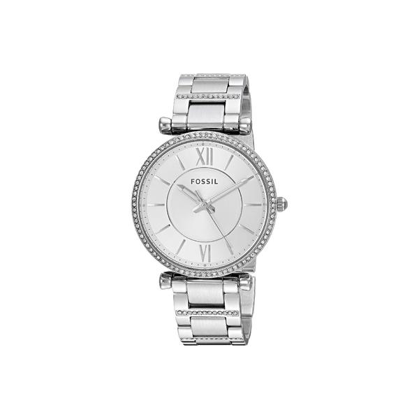 フォッシル レディース 腕時計 アクセサリー Carlie - ES4341 Silver