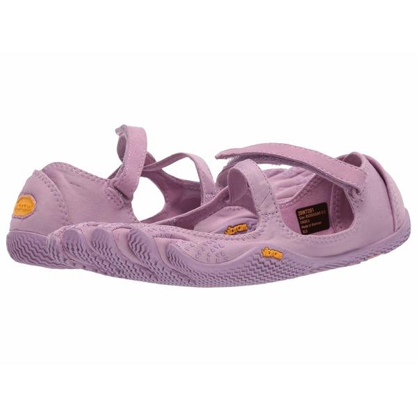 ビブラムファイブフィンガーズ レディース スニーカー シューズ V-Soul Lavender