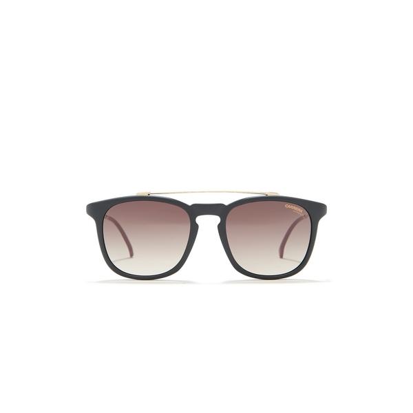 カレラ レディース アクセサリー サングラス アイウェア 51mm Square 激安通販 BLACK Sunglasses 全商品無料サイズ交換 マーケット
